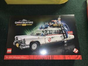 LEGO 10274 Ghostbusters ECTO-1, Sealed & In Hand!