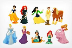Princess Great Adventures Cake Toppers/Figures