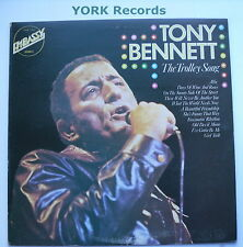 TONY BENNETT - The Trolley Song - Excellent Con LP Record Embassy EMB 31002