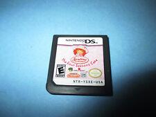 Strawberry Shortcake: The Four Seasons Cake (Nintendo DS) Lite DSi XL 3DS Game