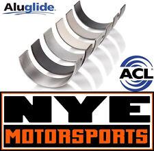 ACL Aluglide Main Bearing Set D16 F23 H22 B20A B21A D17 Civic Prelude Accord ZC