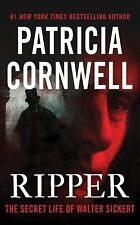 Ripper : The Secret Life of Walter Sickert by Patricia Cornwell (2017, CD,...