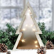 LED Sapin de Noël Étoile Noël Lumière Effet Feuille Intégré Éclairage Chaîne