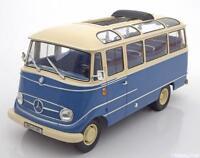 1:18 Norev Mercedes O319 bus 1960 blue/creme