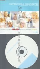 CD--BRITNEY SPEARS -- - SINGLE -- I'M NOT A GIRL, NOT YET A WOMAN