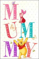 Carlton Disney's Winnie The Pooh Mummy Birthday Card 419025