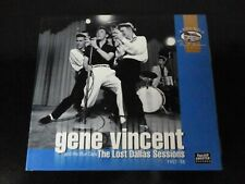 CD GENE VINCENT - THE LOST DALLAS SESSIONS - TTB ETAT