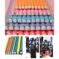 New Curler Makers Soft Foam Bendy Twist Curl tool DIY Styling Hair Rollers 10pcs
