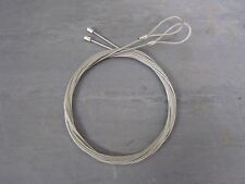 Garage door spares Cardale centre spring drum cables (CAS1010)