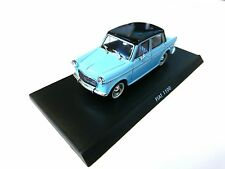 FIAT 1100 Blue DIECAST 1:43 - ITALIAN MODEL CAR STARLINE IT1