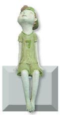 Kantenhocker Junge Matteo Figur Skulptur Kunstobjekt Deko LessColours 65cm