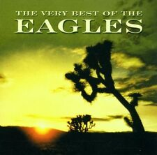 EAGLES - THE VERY BEST OF CD ROCK 17 TRACKS NEW