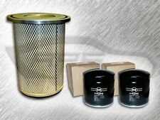 4.8L 5.2L HEAVY DUTY AIR FILTER AND 2 OIL FILTERS KIT FOR CHEVROLET GMC ISUZU