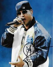 """""""Gasolina"""" Daddy Yankee Autographed 8x10 Photo (Reproduction)"""
