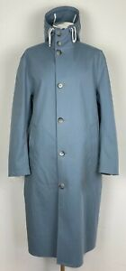 Boss, Raincoat, Open Grey, Cotton, 50 (US 40R), Neu, € 1.150,-