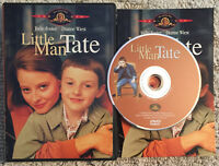 Little Man Tate 1991 (DVD OOP R1 2001 MGM) Jodie Foster Dianne Wiest