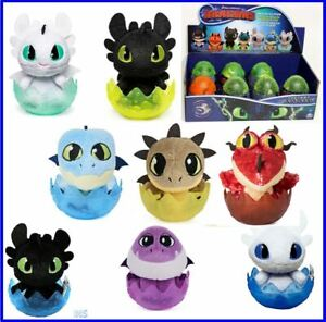 SEALED How To Train Your Dragon Legends Evolved Egg Plush  Choose Your Favourite