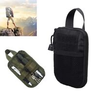 New Outdoors 1000D Medical Pouch Molle Bag Purses First Aid Storage Organizer