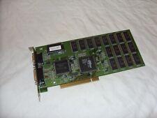 iXMicro TwinTurbo 128M8 VGA Apple DB15 PCI Vintage graphics card Power Macintosh