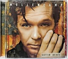 Cuttin' Heads by John Mellencamp (CD, 2001, Sony) - LN. Tested, plays perfectly!