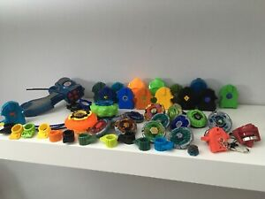 BEYBLADES BUNDLE COLLECTION HASBRO TOMY Metal Masters