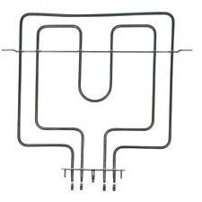 Heizelement Oberhitze 900W/1600W Grill Backofen Whirlpool 481010452572