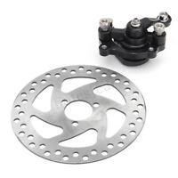 140mm Rear Disc Brake Rotors Caliper Kit Gas Mini Dirt Bike ATV Electric