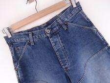 vtg054 G-STAR RAW Jeans Original Premium ELWOOD 3D Knie Vintage Größe W33 L36
