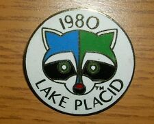 Anstecknadel 1980 Lake Placid