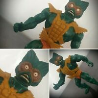 Vintage He-Man Mer-Man Figure Masters Of The Universe MOTU Mattel 81