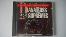 Diana Ross and the Supremes - 20 Greatest Hits - Motown - CD