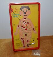 VINTAGE OPERATION BOARD GAME 1965 MILTON BRADLEY ANTIQUE TOY