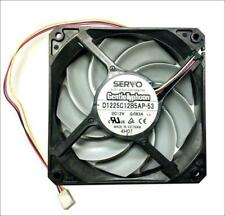 Nidec Servo Gentle Typhoon D1225C12B5AP 120mm 1850 rpm Silent Case Fan, New