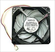Nidec Servo Gentle Typhoon D1225C12B5AP 120mm 1850 rpm Silent Case Fan, New