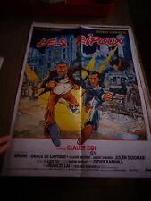 Affiche du film LES RIPOUX Claude Zidi Ph Noiret Th Lhermitte