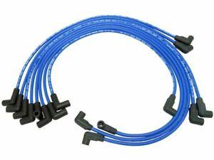 For 1995-1996 AM General Hummer Spark Plug Wire Set NGK 59481BY 5.7L V8