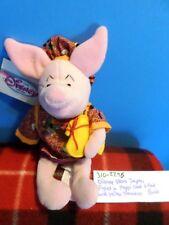 Disney Store Japan Piglet in Happi Coat and Hat  beanbag plush(310-2296)