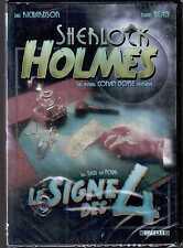 DVD Sherlock Holmes : le signe des quatres (Neuf sous blister)