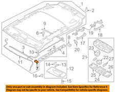 MITSUBISHI OEM 11-18 Outlander Sport Interior-Roof-Front Cap Right 7200B268HA