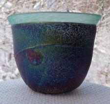 Bertil Vallien, Vase für BODA ATELJE 4601, signiert, Nr. 1952, 60er Jahre