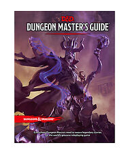 Dungeons & Dragons DUNGEON MASTER'S GUIDE by Wizards of the Coast RPG Hardcover