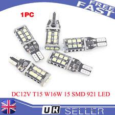 T15 W16W 921 15 Smd Dc 12V Luz LED Canbus Error Free inversa bombilla aparcamiento Z