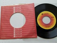 """FREDDY FENDER - The Rains Came / Sugar Coated Love  1977 COUNTRY 7"""" ABC Dot"""