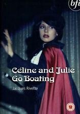 CELINE AND JULIE GO BOATING - DVD - REGION 2 UK