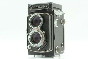 🔹N MINT🔹 Yashica yashicaflex Model C 6x6 TLR Camera 80mm f3.5 Lens from Japan