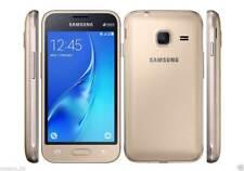 BEST Samsung Galaxy J1 Mini (2016) Dual Sim 8GB FAST mobile smart phone  Gold UK