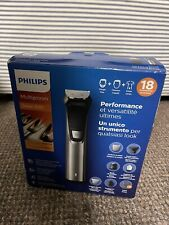 Philips Multigroom Series 7000 18-in-1 Face, Hair and Body Trimmer, MG7770