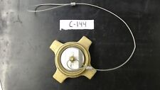 Oxygen Hose Nut OX200- Bronze With 0x20- Alum Plug
