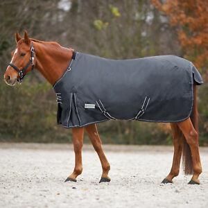 Coperta outdoor cavallo antipioggia impermeabile da paddock imbottitura 100 gr.
