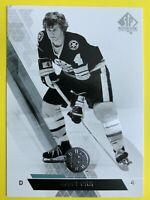 2013-14 Upper Deck SP Authentic Hockey Legend #59 Bobby Orr Boston Bruins